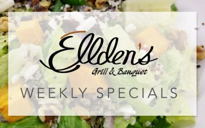 Ellden's Weekly Winter Specials