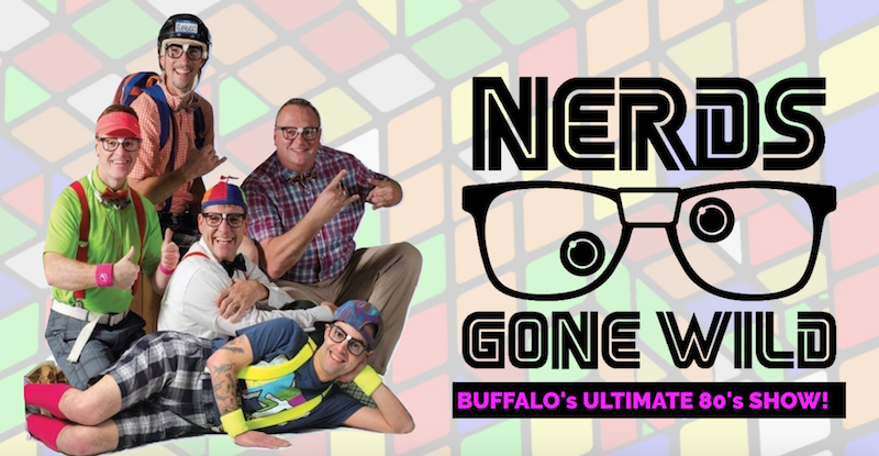 Nerds Gone Wild – March 28th at 7pm