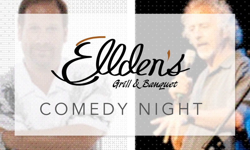 Ellden's Comedy Night – March 3rd