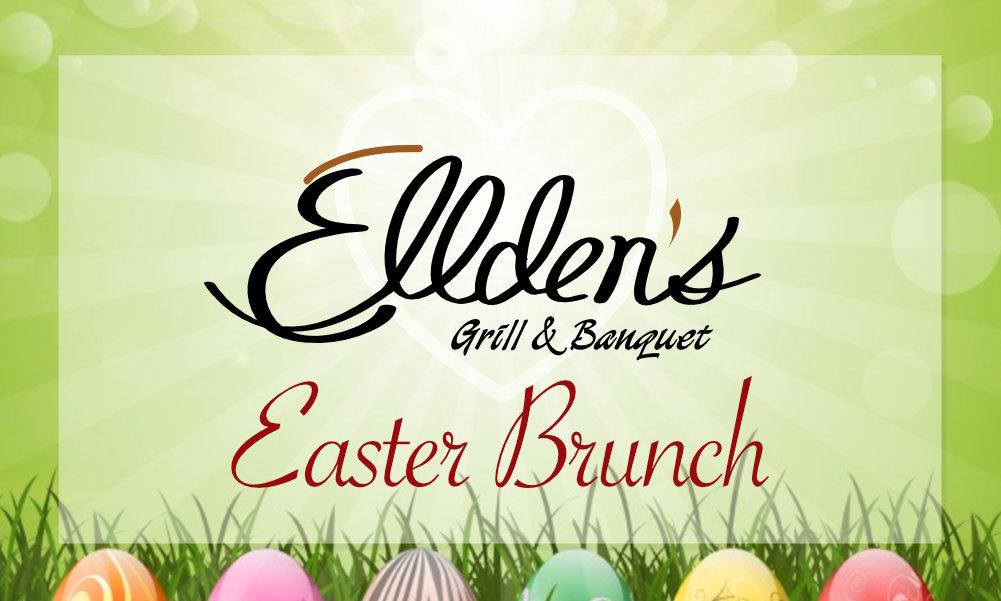 Easter Brunch – April 1