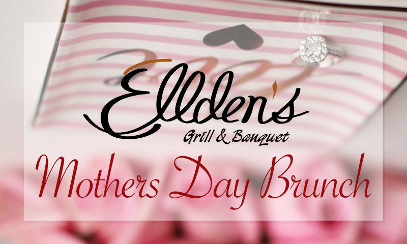 Mothers Day Brunch – May 13th