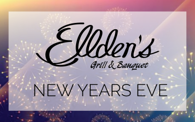 Join Us New Years Eve at Elldens.